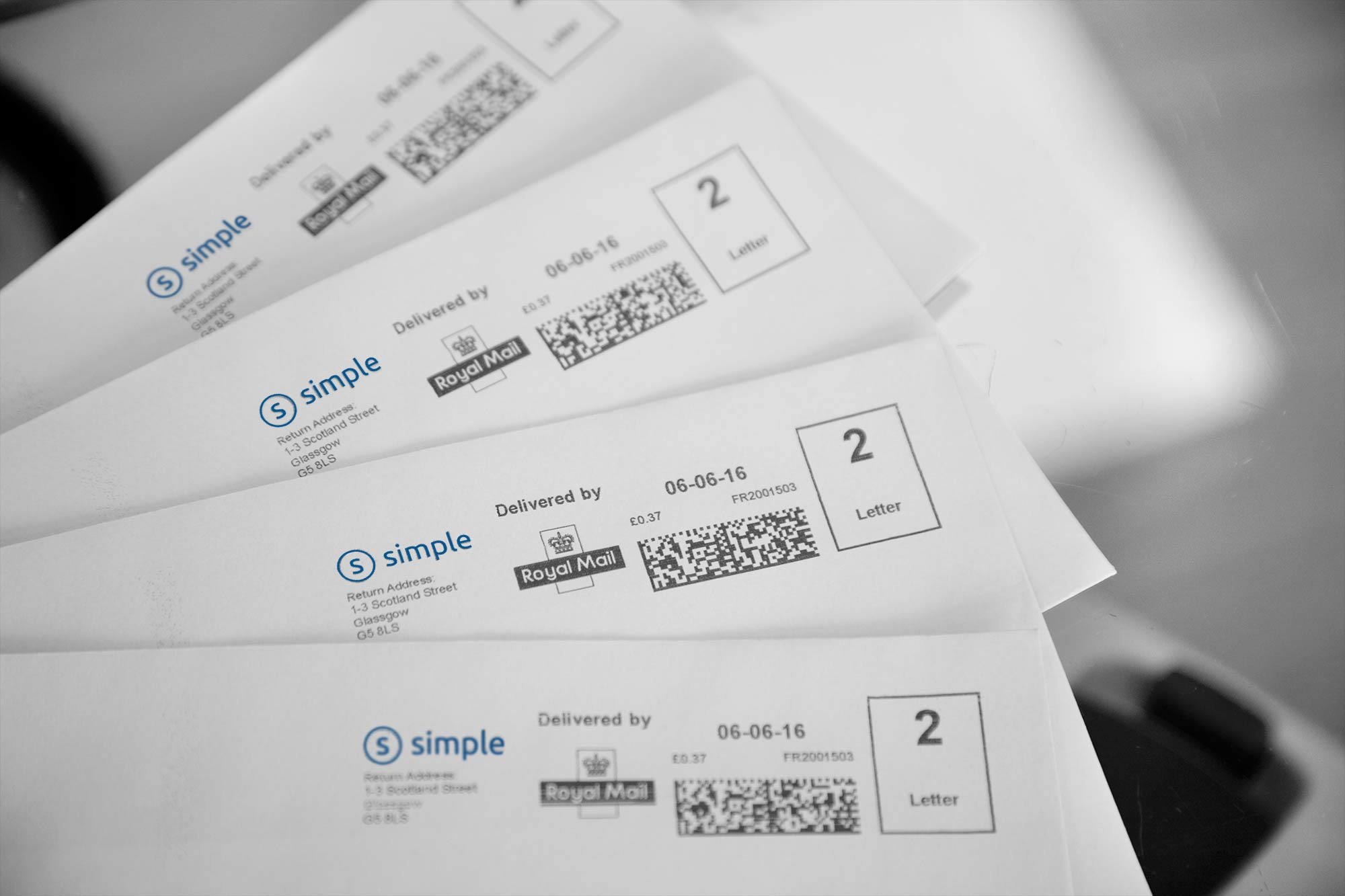 Mail Solutions - Franking Machine
